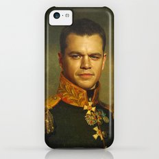 Matt Damon - replaceface Slim Case iPhone 5c