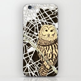 There Is Never Any End iPhone Skin