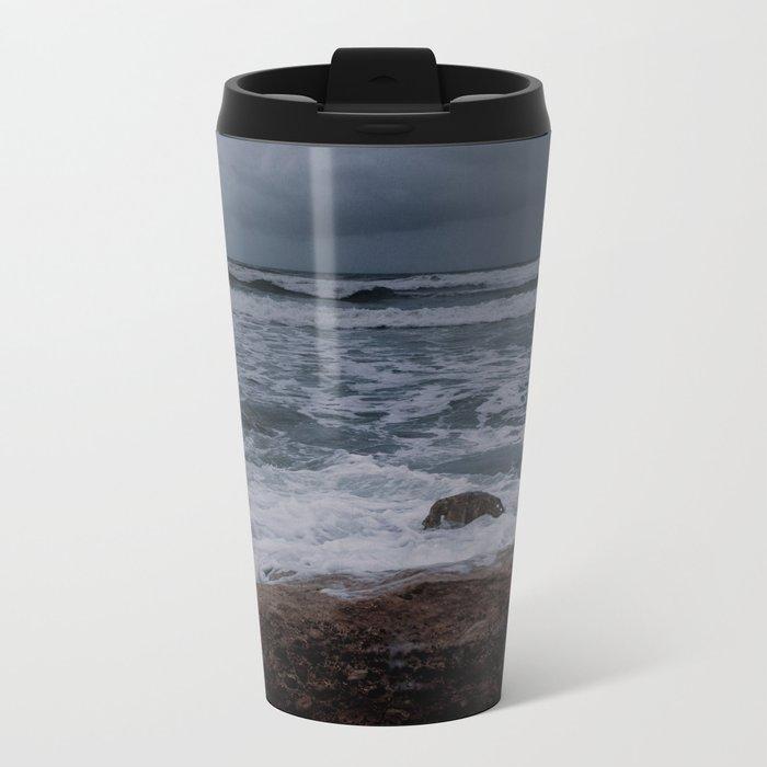 BEACH DAYS XXXII Metal Travel Mug