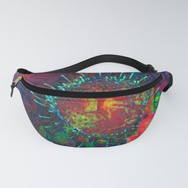 Picking Flowers Fanny Pack