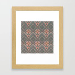 Sovereign Bloodline Framed Art Print