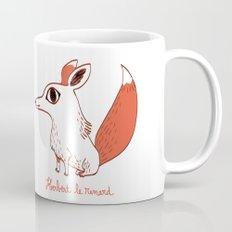 Herbert le renard Coffee Mug