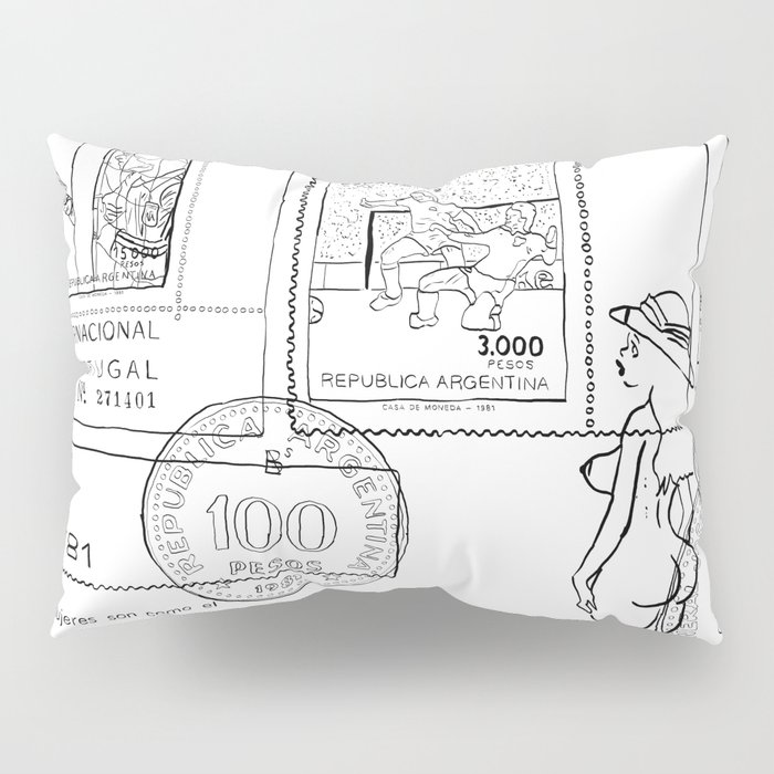 RR&E Pillow Sham