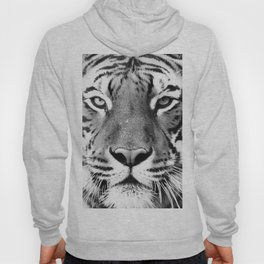 Tiger, Animal, Scandinavian, Minimal, Trendy decor, Interior, Wall art Art Hoody