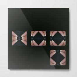 Portals in 5 Metal Print