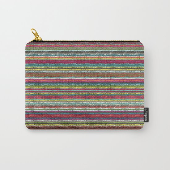 Honolulu chevron Carry-All Pouch
