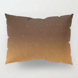 Chocolate and Peanut Butter Pillow Sham