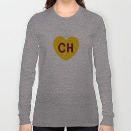 Escudo del Chapulin Long Sleeve T-shirt