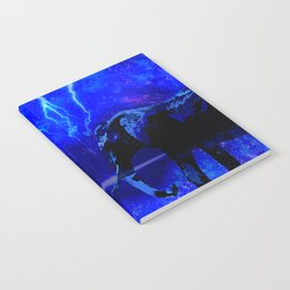 ELEPHANT LIGHTNING AND AFRICAN NIGHTS Notebook