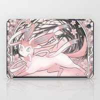 sylveon iPad Cases featuring Sylv by Weissidian