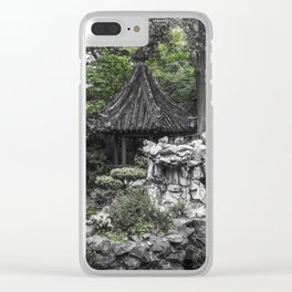 Colorless Shanghai1 Clear iPhone Case