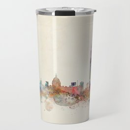 washington dc skyline Travel Mug