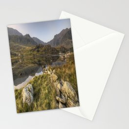 Lead Me To Ogwen Stationery Cards