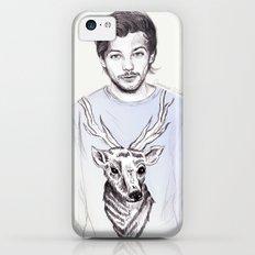 Louis and his deer iPhone 5c Slim Case