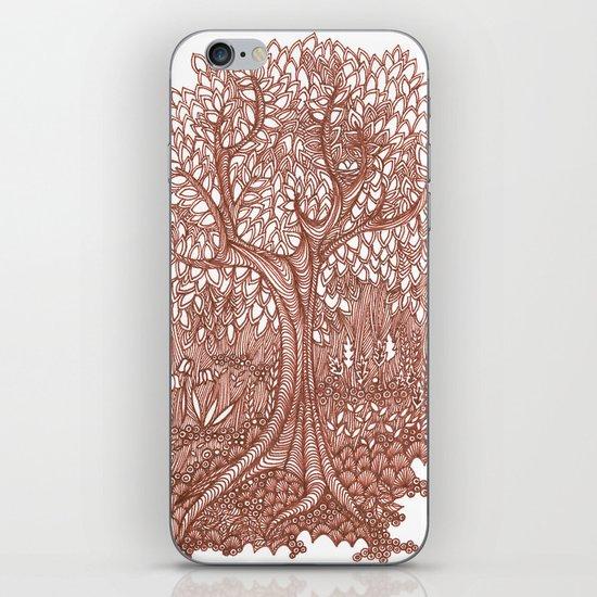 Little Nest iPhone & iPod Skin