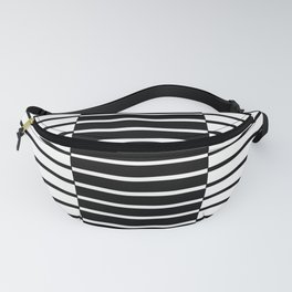 Zebras Play Piano Duet Fanny Pack
