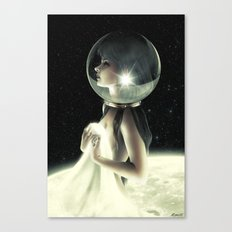 A Million Miles Away Canvas Print