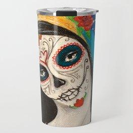 Mary Muerta Travel Mug