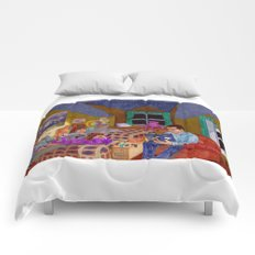 Moby's Tale Comforters