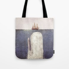 The Whale - exclusive purple variant  Tote Bag