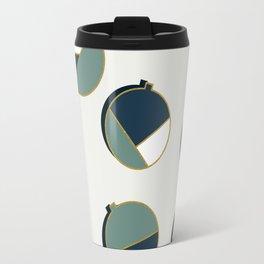 Xmas Balls Pattern #society6 #decor #xmas Travel Mug