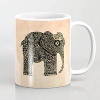 boho Mugs featuring boho Ella by Ingrid Beddoes photography
