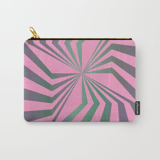 Broken Lines - Optical games Carry-All Pouch