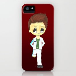 MiniJordi iPhone Case