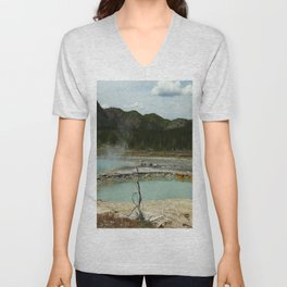 Wall Pool Unisex V-Neck