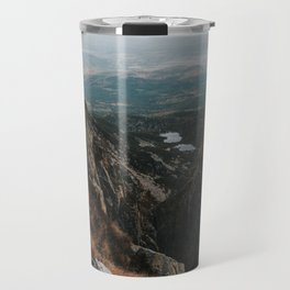 Giant Mountains - Landscape and Nature Photography Travel Mug