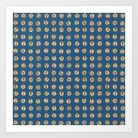 astrology Art Prints featuring Astrology 2 by lxcart