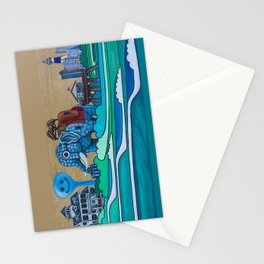 Absecon Island Stationery Cards