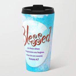 Blessed! Travel Mug