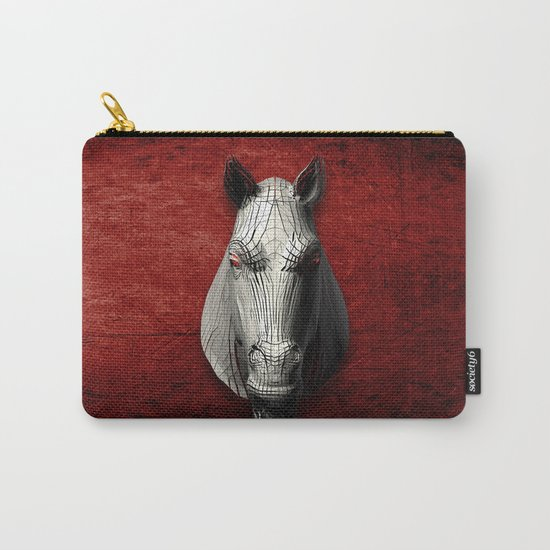 EQVVS (Background option) Carry-All Pouch