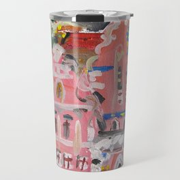 Houses of the Blackheads I Travel Mug