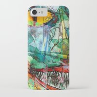 cheshire iPhone & iPod Cases featuring Cheshire by Eliya Stein
