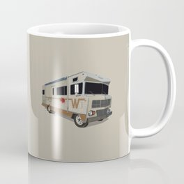 The Walking dead, Illustrated Dale's RV Coffee Mug