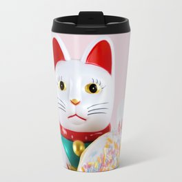 Maneki Donut Travel Mug