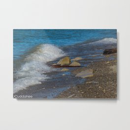 Fort Niagara Beach  Metal Print