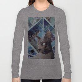 Nude Cat Long Sleeve T-shirt