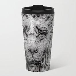 Heraldic lion Travel Mug