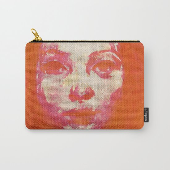 Colorful Woman 2 Carry-All Pouch