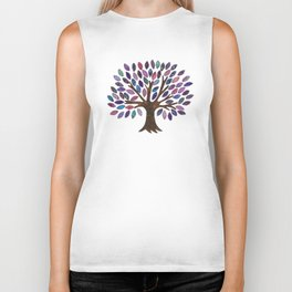 The Tree of Life Biker Tank
