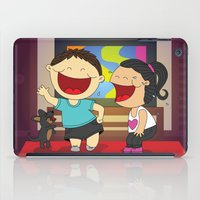 dancing iPad Cases featuring Dancing! by LesliePinto