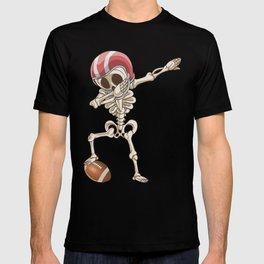 Football Skeleton T-shirt