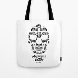 Kitten Skull Tote Bag