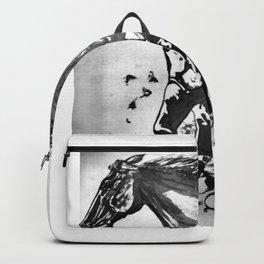 """Horse In Ink"" Backpack"