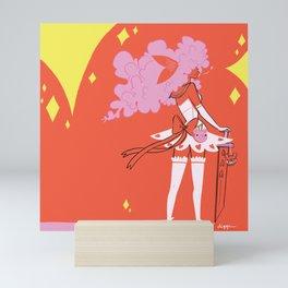 Fura Kuma Mini Art Print