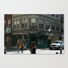 The North End Canvas Print