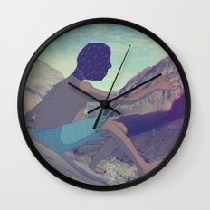 Giant of the Cajon Wall Clock
